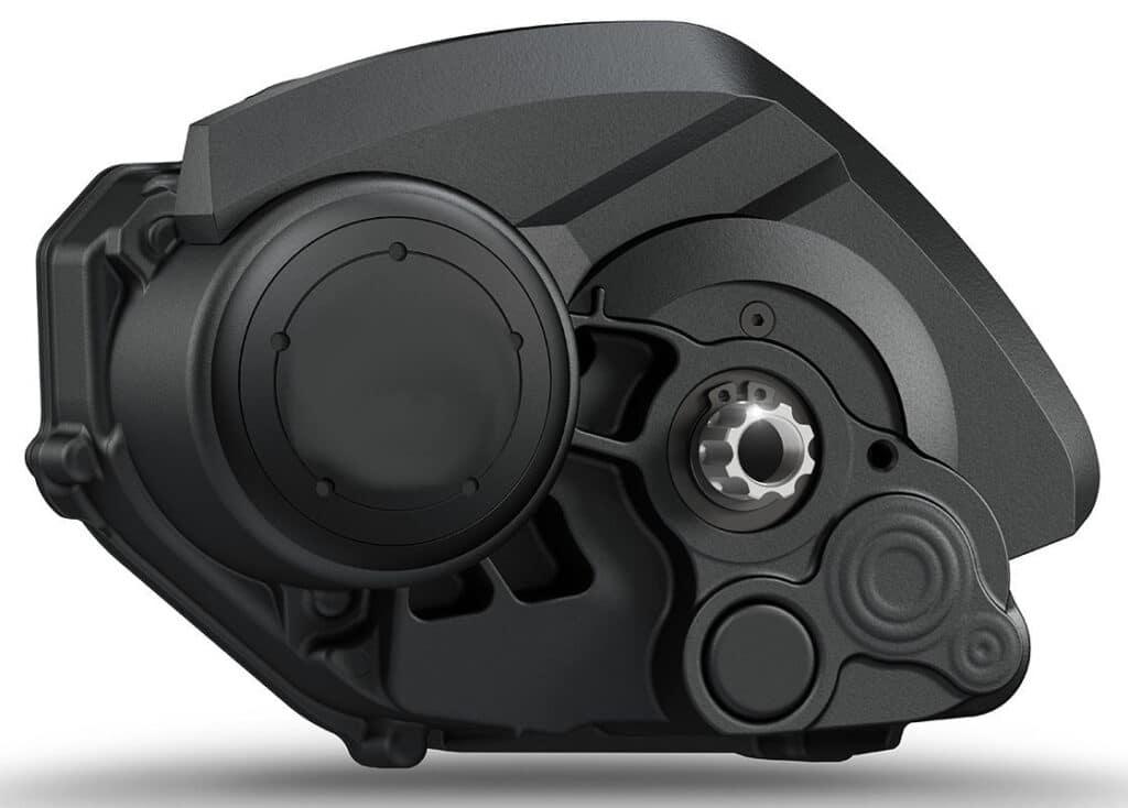 moteur vtt electrique noir bosch
