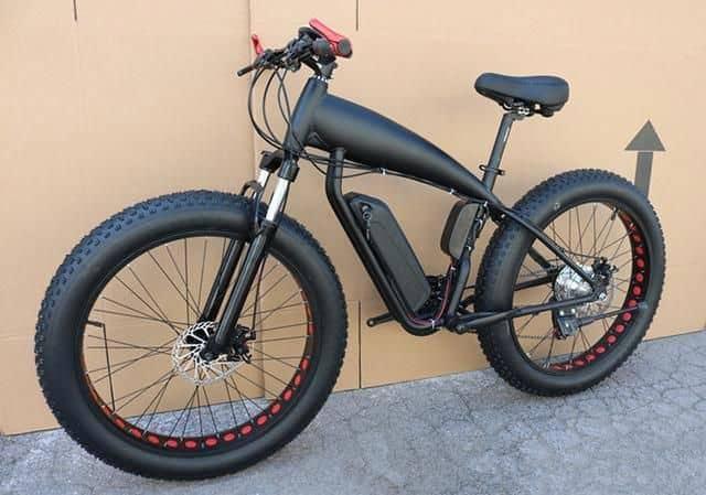 Que dois posséder mon Fat Bike électrique