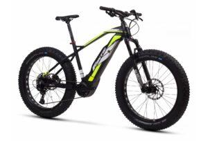 Fat bike electrique fantic Sram SX Eagle 12v 630Wh