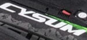 logo cysum fatbike electrique