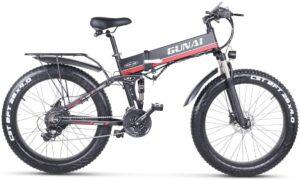 Fatbike électrique Gunai MX01