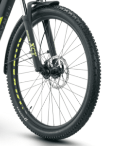 vélo à assistance électrique VTT R Raymon HardRay E-Seven 2.5 Street